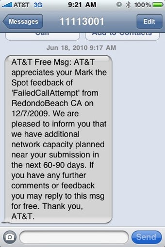 AT&T Beefing Up Coverage Where You Told Them To