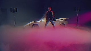 Start Your Weekend With This 80s David Hasselhoff Kung Fu Lambo Anthem