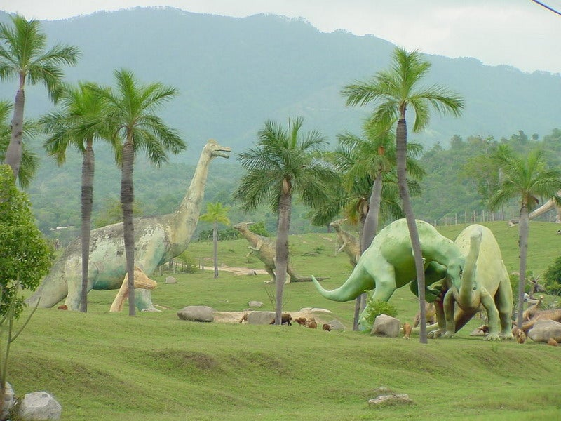 In the 1980s, Jurassic Park was built by prisoners in Cuba