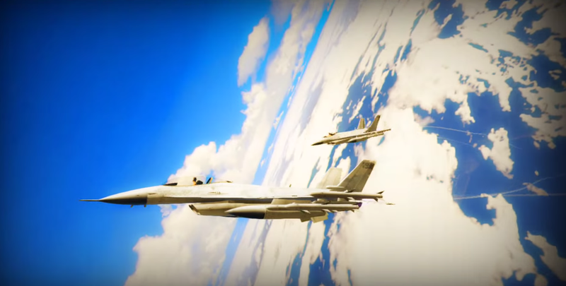 ​Here, Meet the Top Guns of GTA V