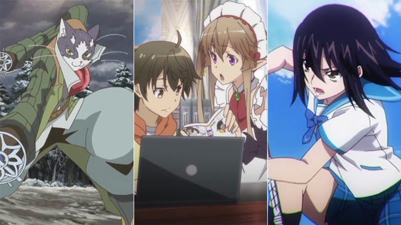 Five More Fall 2013 Anime That Are Totally Worth a Watch
