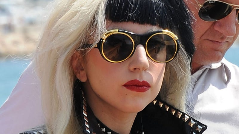 Shocking Lady Gaga Confession: 'Oops, I Broke a Nail'