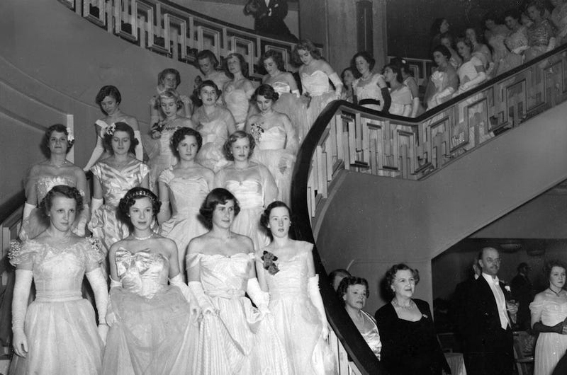 Gawk at the Opulence of the Fanciest Debutante Ball Ever