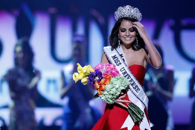 Miss Mexico Jimena Navarrete Is Your New Miss Universe