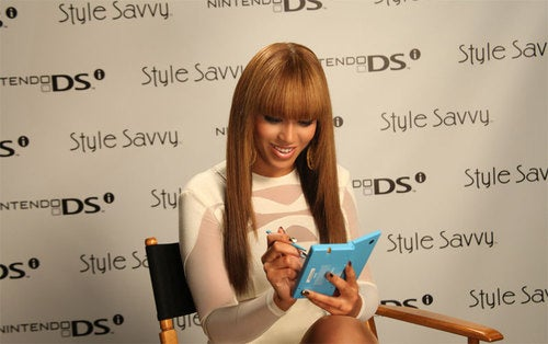 Nintendo Lets You Play With Beyoncé's Clothes