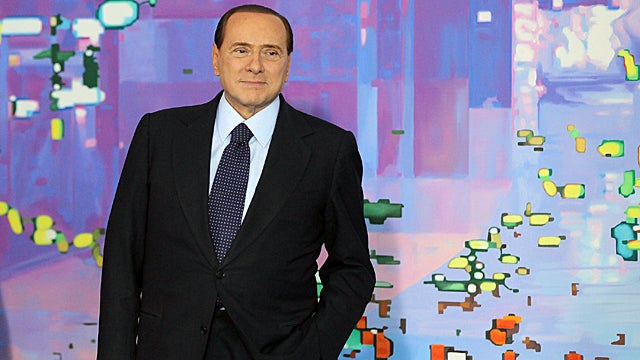 Berlusconi to Face Trial for Bunga Bunga-ing a Teen Prostitute