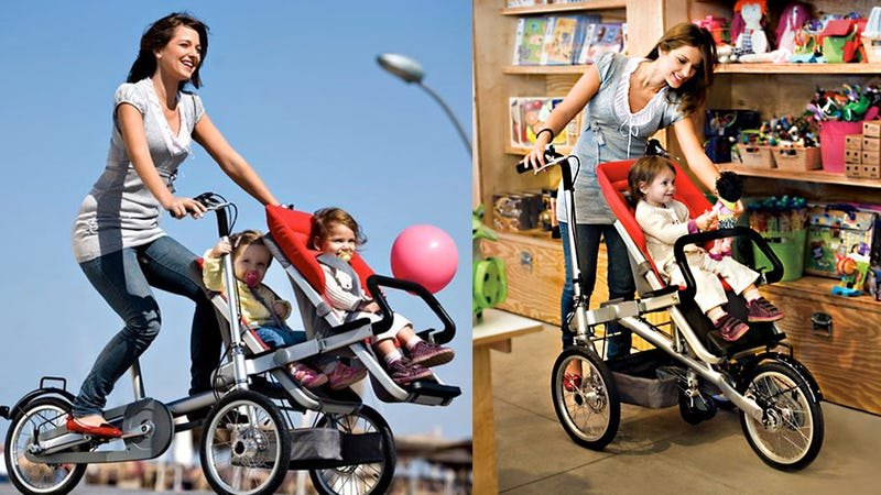 Taga Bike Is So Cool It Makes Me Want to Have Kids