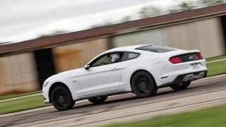 The 2015 Ford Mustang GT kicks ass