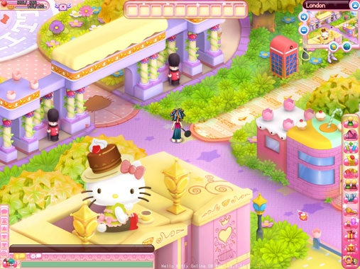 Hello Kitty Online Opens Its Heart, Servers For Valentine's Day