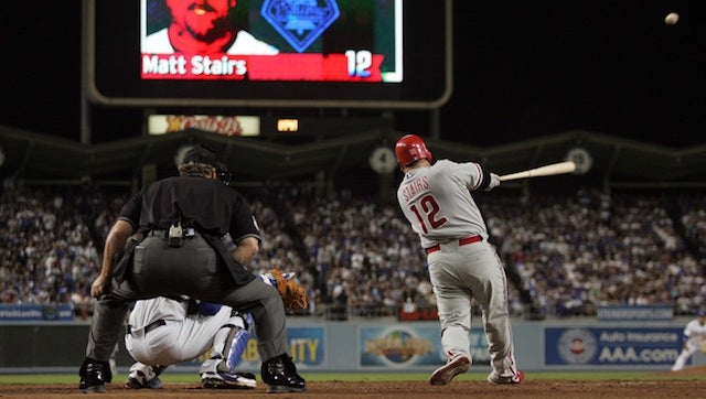 Matt Stairs: Spectacularly Just Good Enough