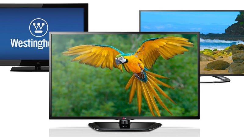 [GONE] Three Excellent HDTV Deals are on Deck Today Starting at Just $300