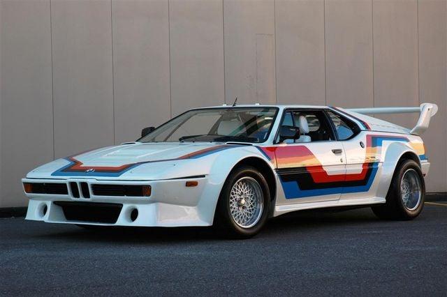Former Qatar Prime Minister's BMW M1