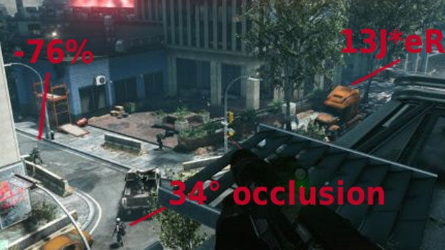 Crysis 2 On PC Has Reduced BSR, VSM Downscaling And A 32% Color Downturn