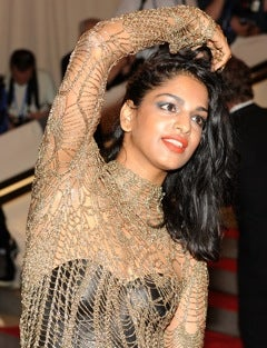 M.I.A. Already Has A Song About Her New York Times Profile