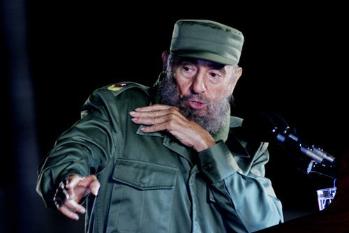Fidel Castro: Gay Reeducation Camps My Fault