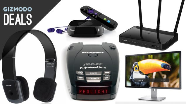 Deals: Bluetooth on a Budget, $70 802.11ac Router, PC Peripherals