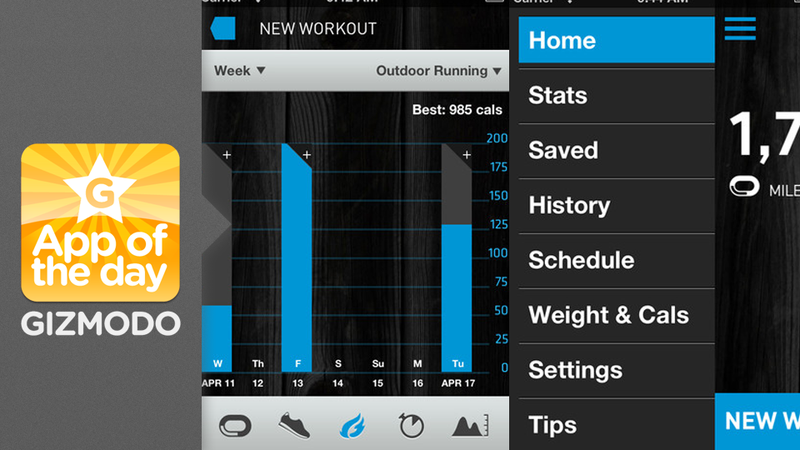 iFit: Recreate the Same Exact Workout Every Time