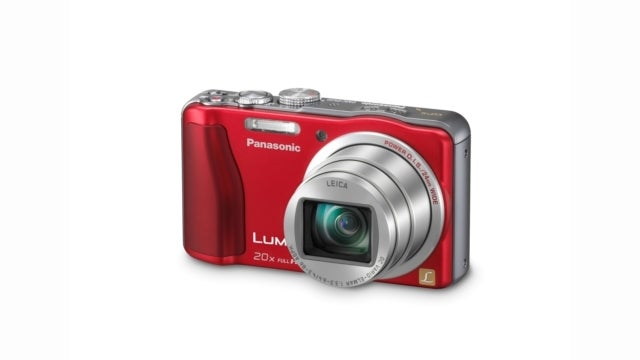 Panasonic Lumix ZS20: The Slimmest 20x Zoom Camera Yet