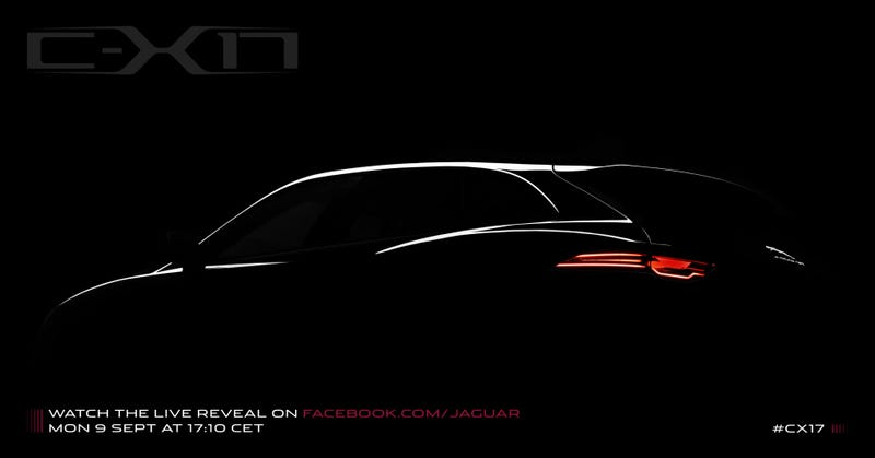 Jaguar C-X17: Should Jaguar Build An SUV?