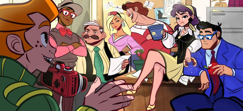These Are The Fan Cartoonists That Marvel And DC Should Hire Right Now