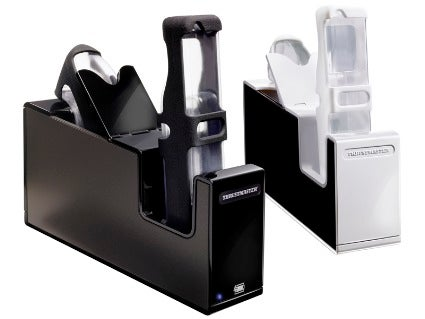 Thrustmaster Wiimote Charging Stand, Controller Grips