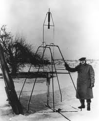 How Robert Goddard Almost Killed Space Flight