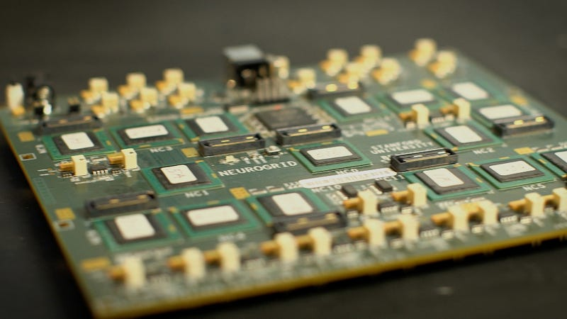 Brain-inspired Microchips Simulate One Million Neurons In Real Time