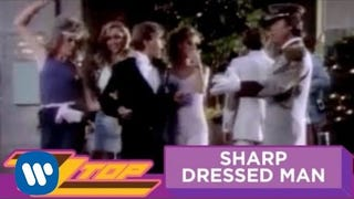 ZZ Top – 'Sharp Dressed Man'