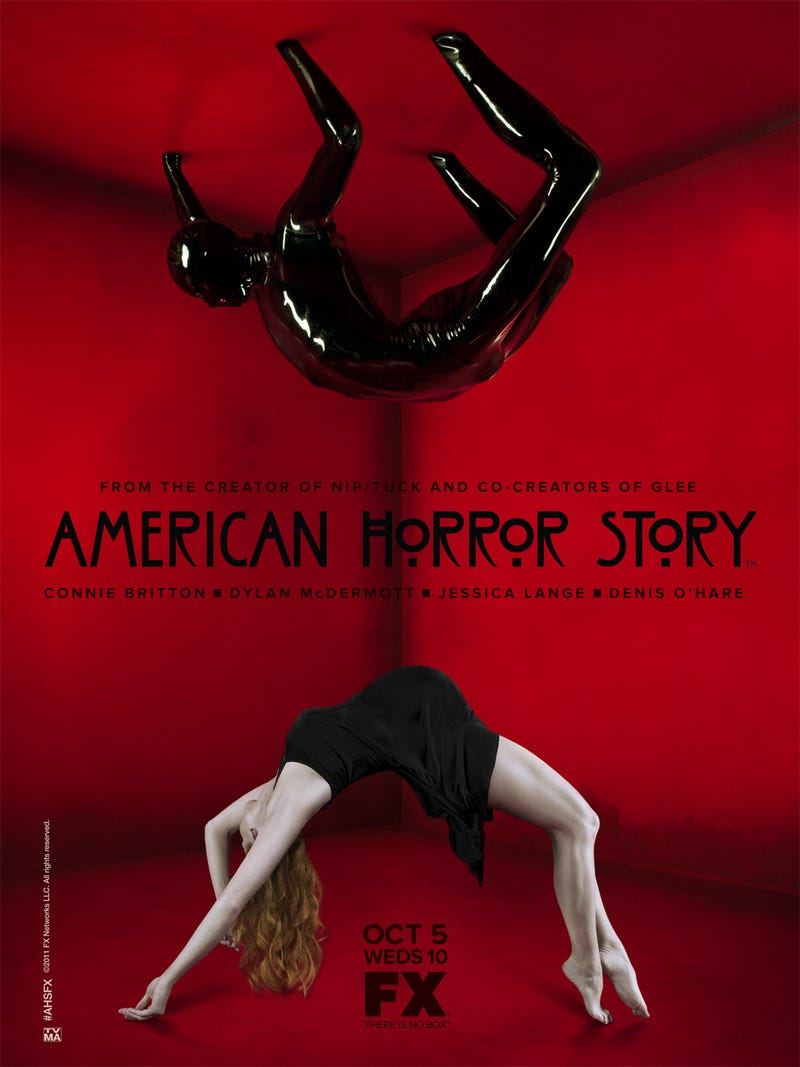 American Horror story promo photos and poster