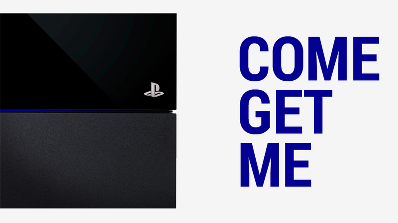 Need a PS4? Buy One at Sony's NYC Launch Party
