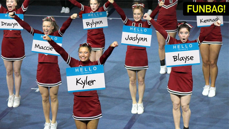 Kyler, Kolie, And Maccie: More From The World Of Terrible Baby Names