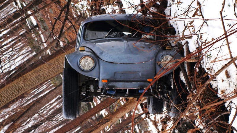 Have You Ever Had A Car Totaled?