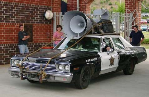 Now You Can Have Your Own Bluesmobile!