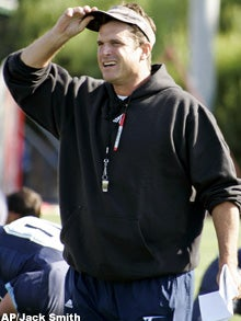 Jim Harbaugh Is Back In Town