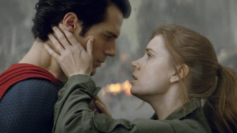 Henry Cavill isn't sure if Lois and Superman can really be equals
