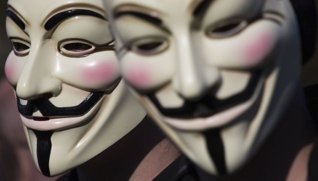 "Anonymous Made the Stepmother of Its Doxed ""Cop"" Cry"