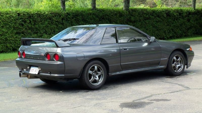 Meet The Man Who Legally Brought The First R32 Nissan GT-R To America