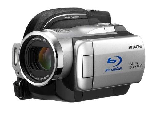 Hitachi Shrinks Blu-Ray Camcorder, Adds More Megapixels: New DZ-BD10H