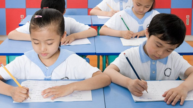 Ninety Percent of South East Asian Schoolchildren Are Nearsighted