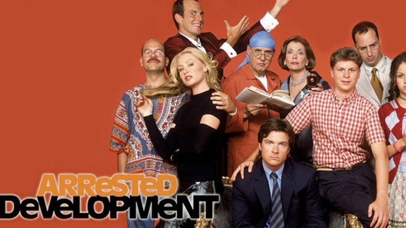 People Still Pirated Arrested Development Because People Pirate
