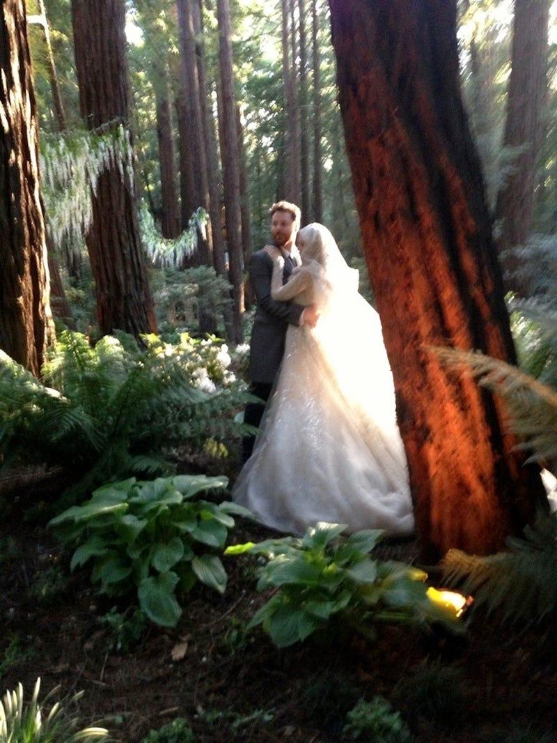 Here's Your Sean Parker Wedding Money Shot [UPDATE: More Elf Queen]