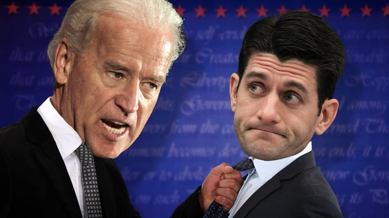 The Ryan-Biden Debate: 'Let's Talk Powerpoints' vs. 'I'm Gonna Fuck You Up, Chief'