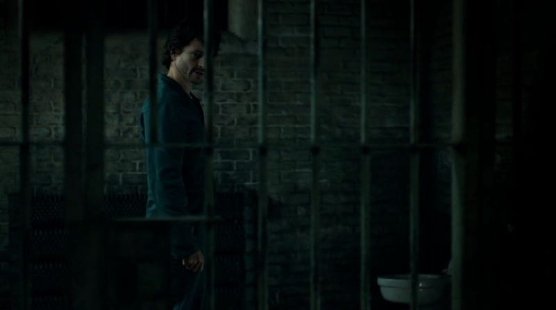 Hannibal is back and it's all good