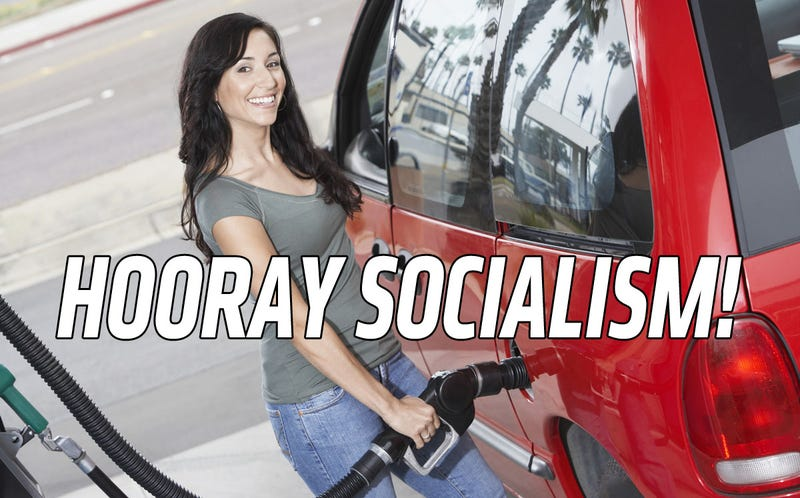 City Unlocks Incredibly Cheap Gas Prices Through Power Of 'Socialism'