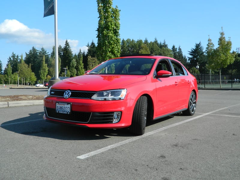 2012 Volkswagen Jetta GLI Autobahn: The Oppositelock Review