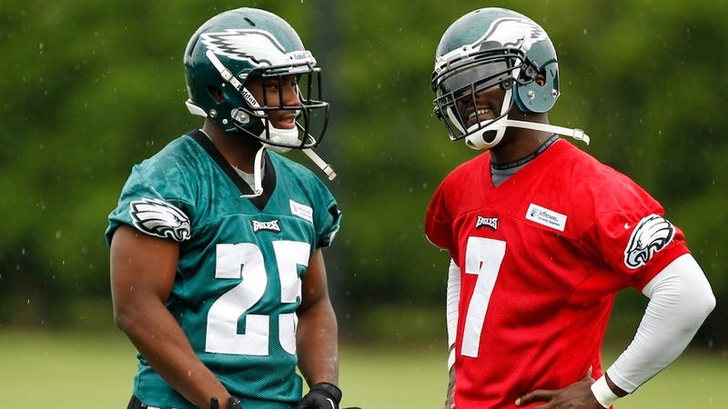 LeSean McCoy Also Thinks The Eagles Are A Potential Dynasty, And He Includes The Last Two Seasons