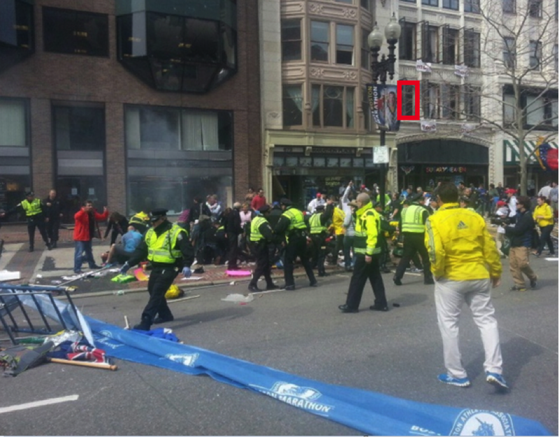 I Watched The Marathon Bombing From Above. These Are My Photos.