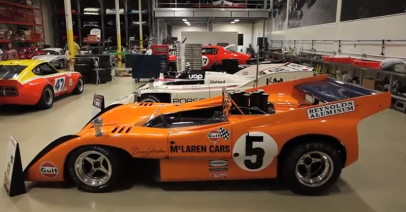 Video: Get Some Tissues Ready; Canepa's Collection is Pure Car Porn