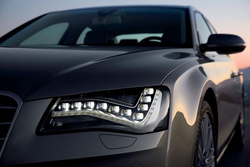 2011 Audi A8: Go-Go Gadget Sedan