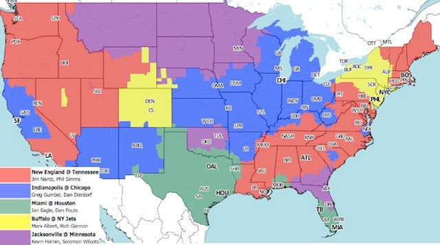 Sanchize Vs. Teambow: Your NFL Early Games Viewing Guide
